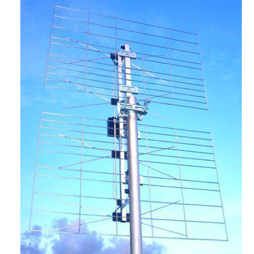 hdtv tv outdoor antenna professional grade 4 dipole array