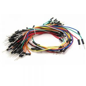 Bread Board Jumper Wires 65 pcs