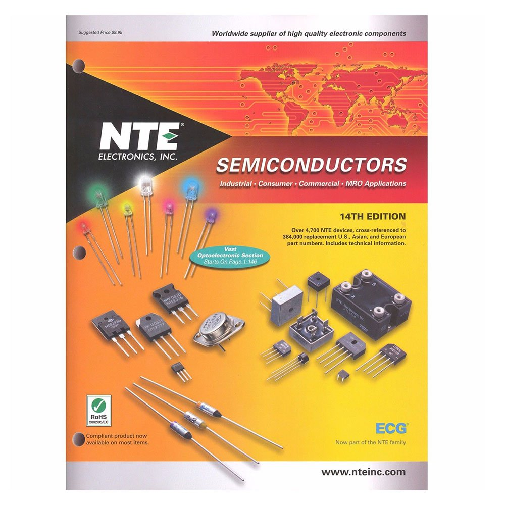 Semiconductor Technical Guide and Cross Reference Book 14th Edition