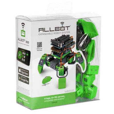 FOUR LEGGED ALLBOT