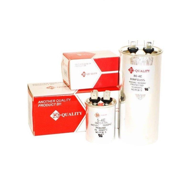 65 MFD - 370/440 AC Voltage Motor Run Capacitor