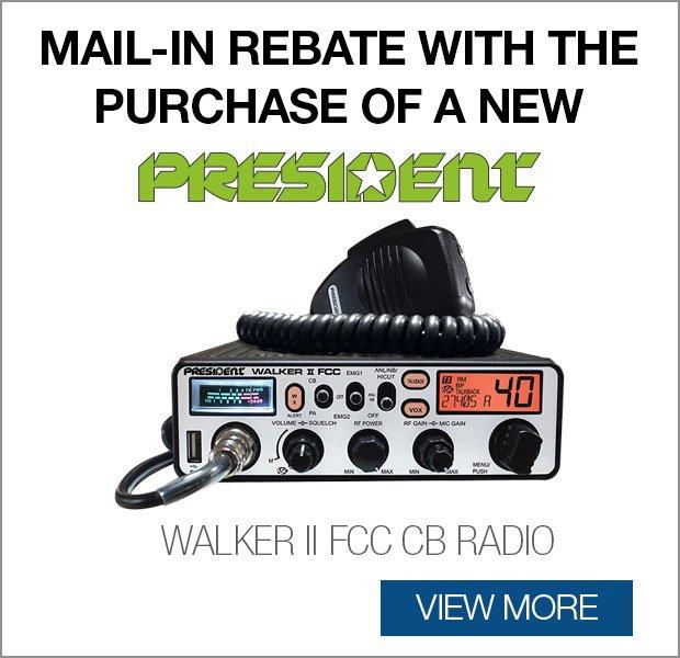 WALKER II FCC Mail-In Rebate