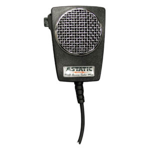 Amplified Ceramic Power 4-Pin CB Microphone