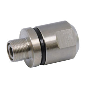 Stainless Steel Heavy-Duty CB Antenna Stud