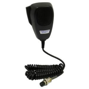 4-Pin Dynamic CB Microphone, Black