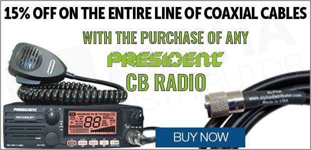 CB Radio - President